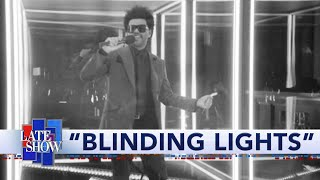 "Gambar cover The Weeknd: ""Blinding Lights"""