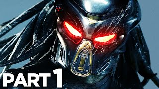 PREDATOR HUNTING GROUNDS Walkthrough Gameplay Part 1 - INTRO (FULL GAME)