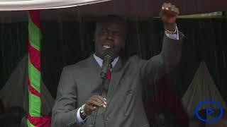 MP Sylvanus Osoro throws his weight behind DP William Ruto