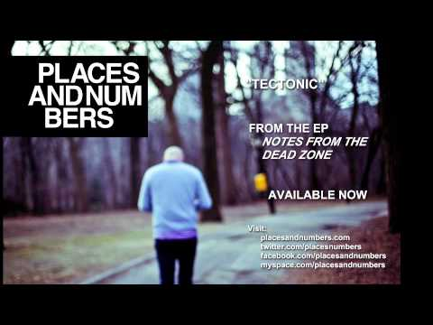 Places and Numbers - Tectonic