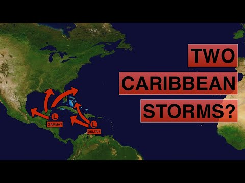 Two Caribbean Storms?