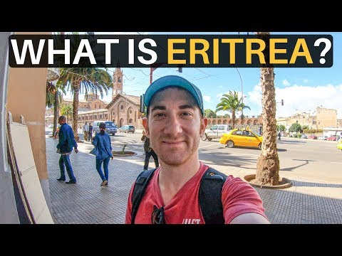 What Is ERITREA? 🇪🇷(ITALY In Africa?)