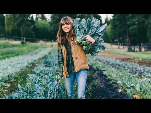 How to be an Organic Farmer, Feed your Community, and Publish a Gorgeous Cookbook with Andrea Bemis