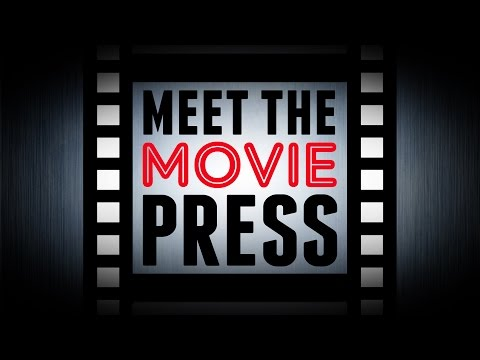 MEET THE MOVIE PRESS EP # 17: Steven Weintraub AKA Frosty from Collider.com joins us!