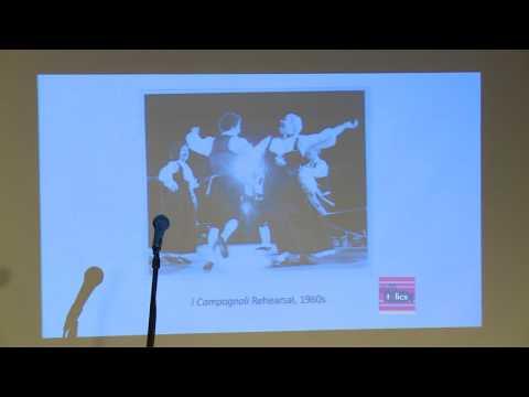 ANNUAL CONFERENCE APRIL 27-29, 2017 - Italian Folk Music Revival in the United States, MARINARO