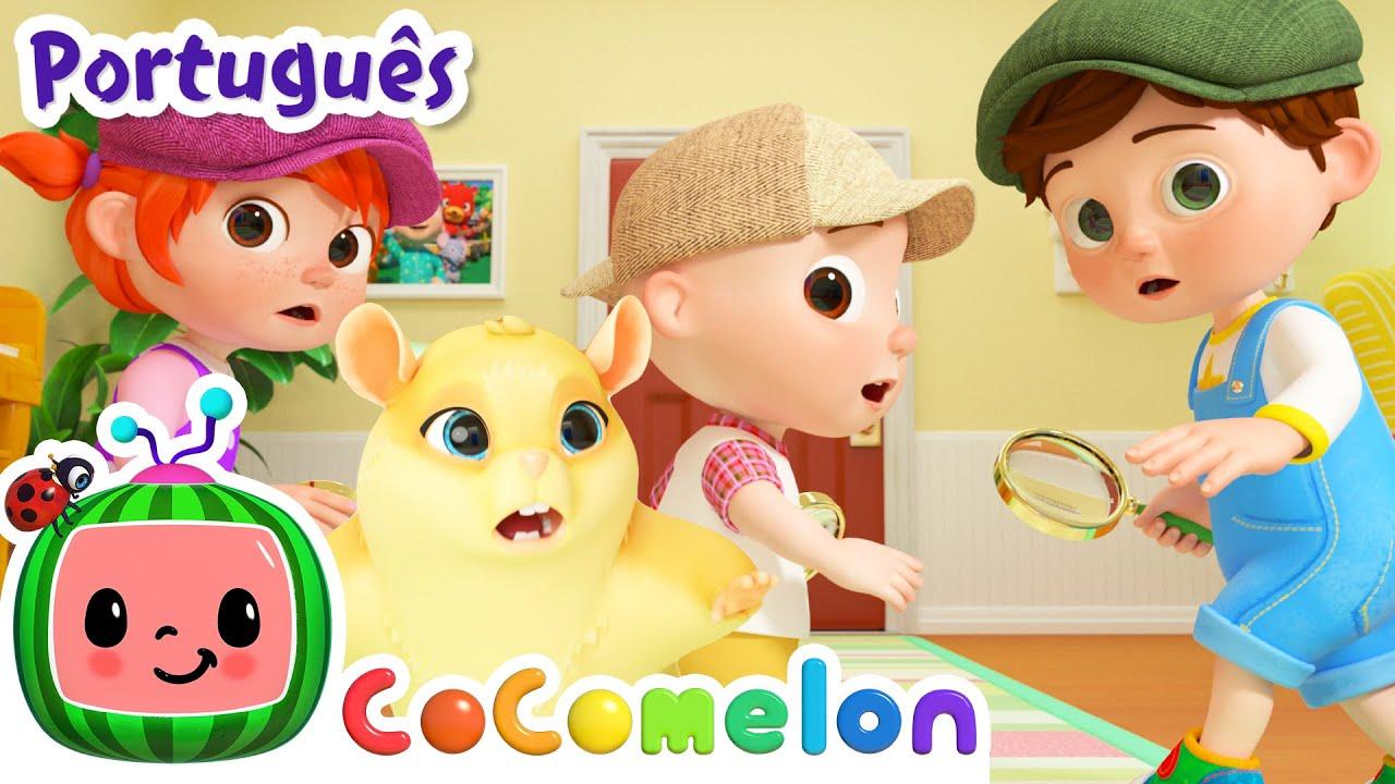CoComelon em Português | Cadê o Jellybean? | Músicas Infantis | Desenhos Animados