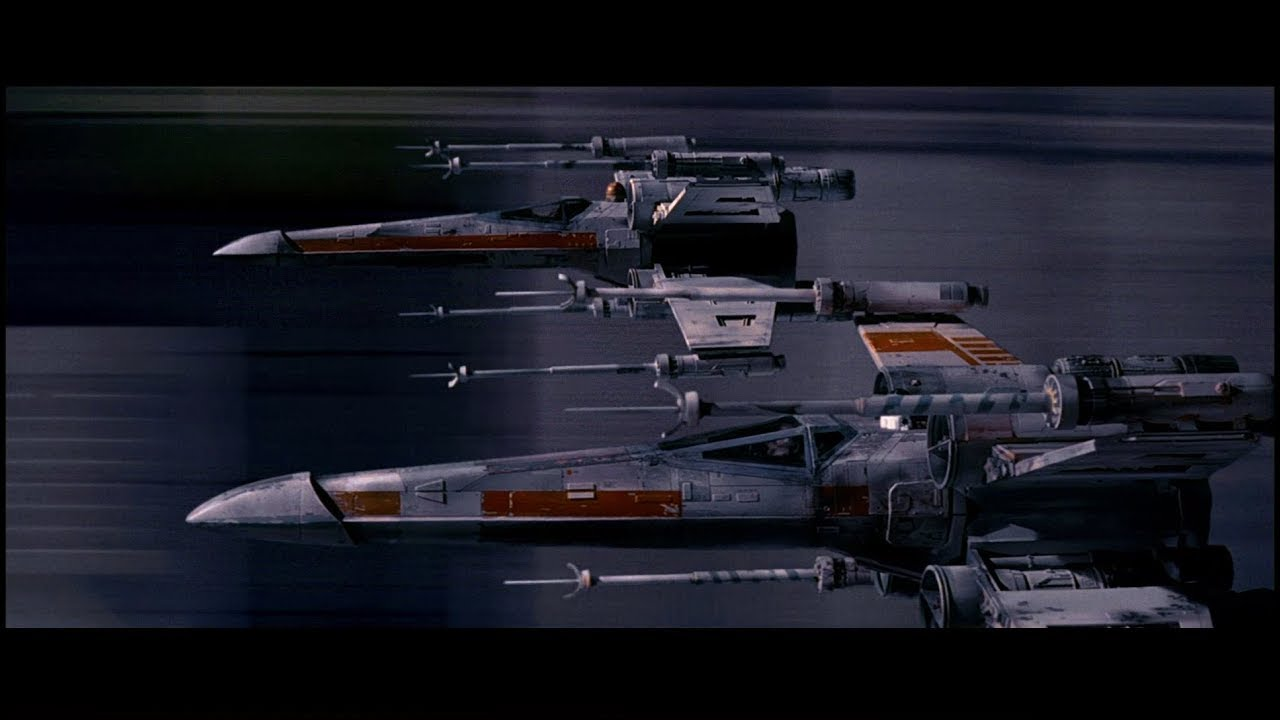 Star Wars Unreal Engine CGI Animated Short Film Real Time Ray Tracing - May the Fourth be with Brew