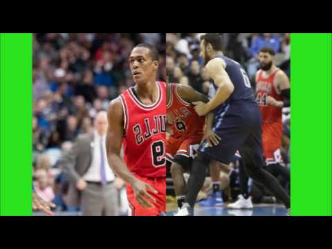 Chicago Bulls point guard Rondo dropped for one game after outburst