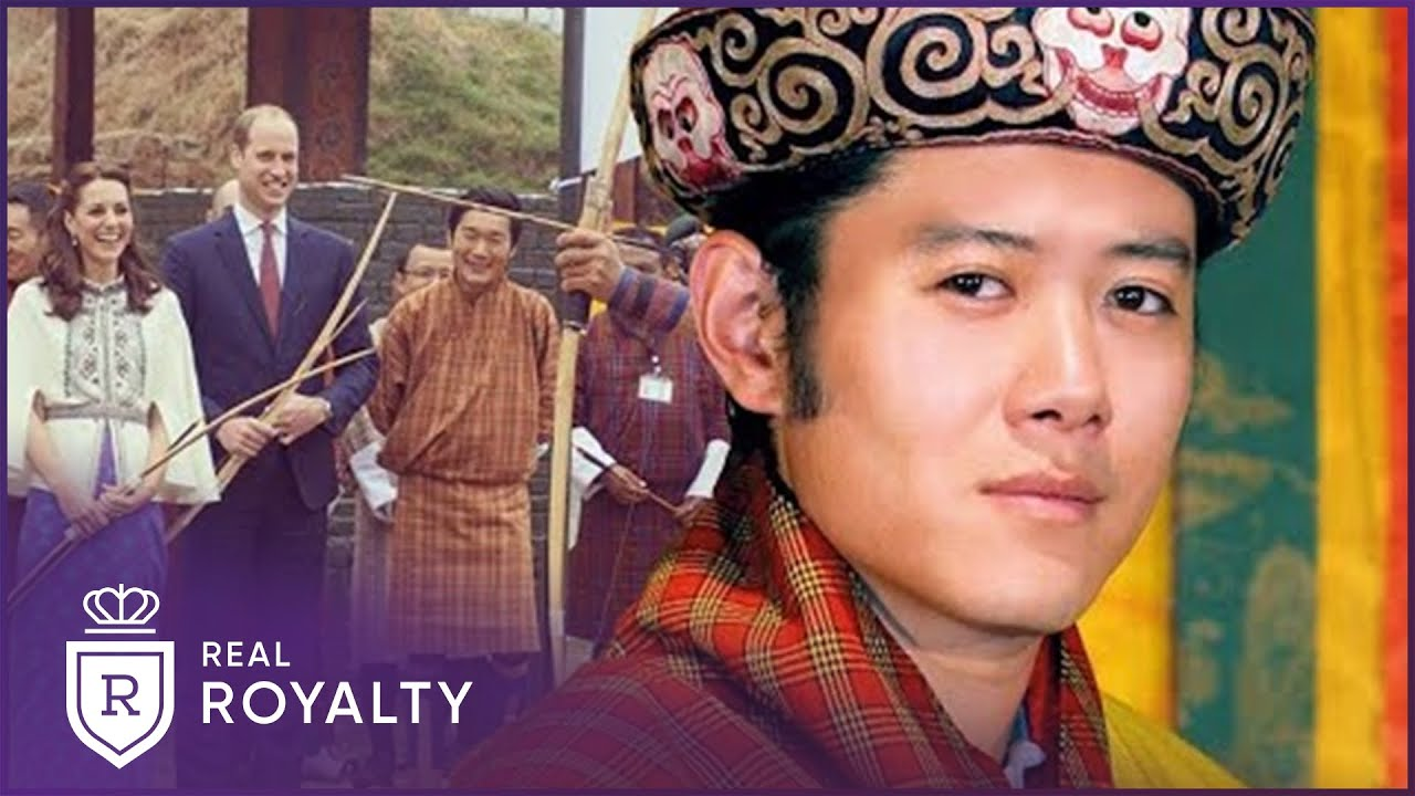 The Magnificent History Of Bhutan's Royal Family | Asia's Monarchies | Real Royalty With Foxy Games