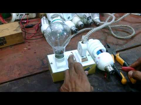 HOW TO MAKE  ELECTRIC SERIES BORD DETAILS IN URDU HINDI