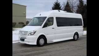Mercedes-Benz Sprinter Executive 10 Passenger Van
