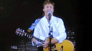 Paul McCartney at Rogers Stadium April 19th 2016.