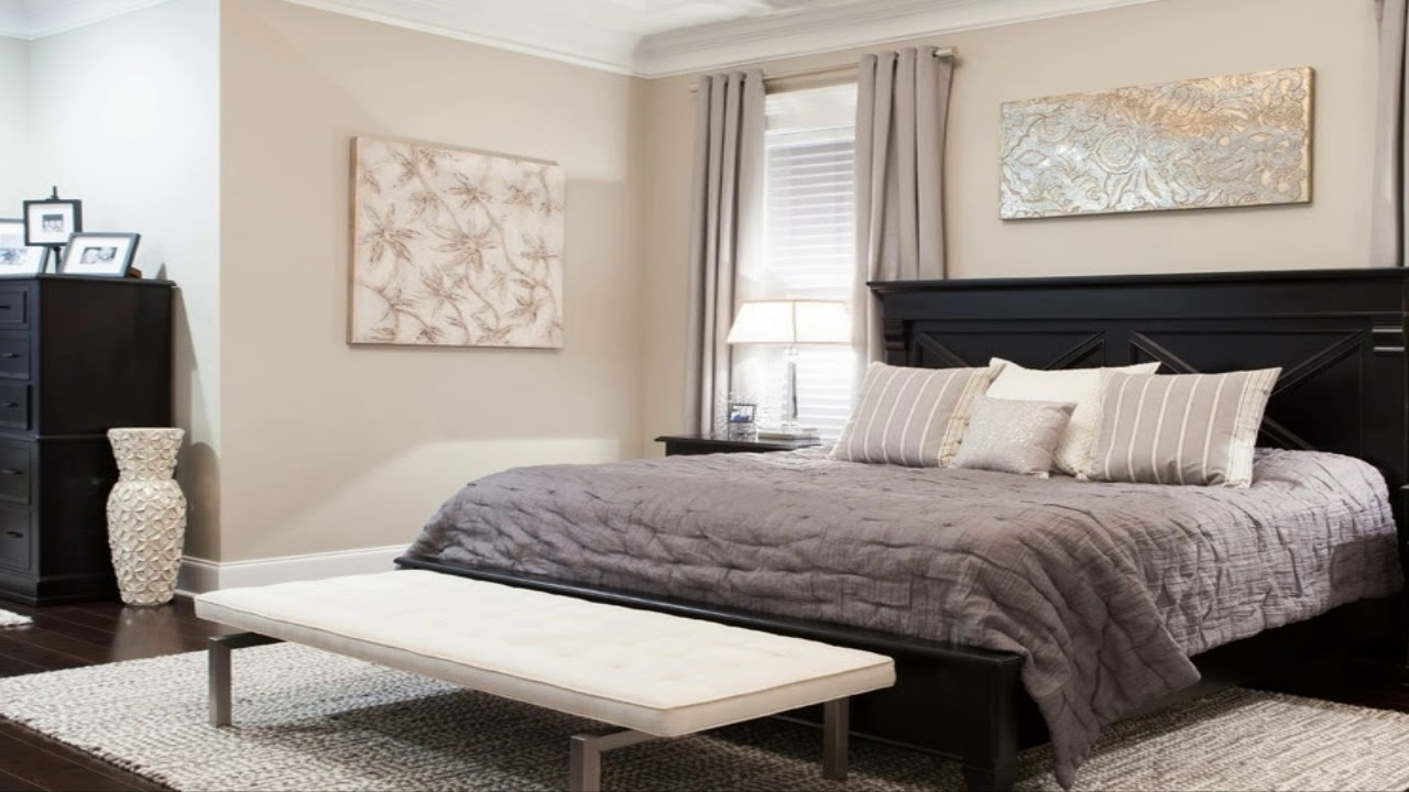 Master Bedroom Wall Decor Above Bed - YouTube on Bedroom Wall Decor  id=26844