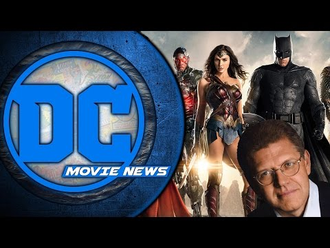 Justice League Reshoots, Zemeckis Wants Flash and More - DC Movie News