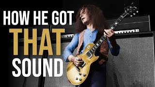 Kossoff's Guitar on All Right Now   Friday Fretworks
