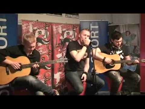 Poets of the Fall  War  acoustic