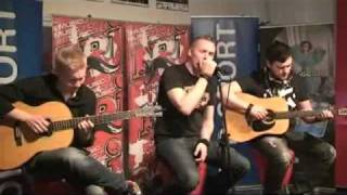 Poets of the Fall - War (live acoustic)