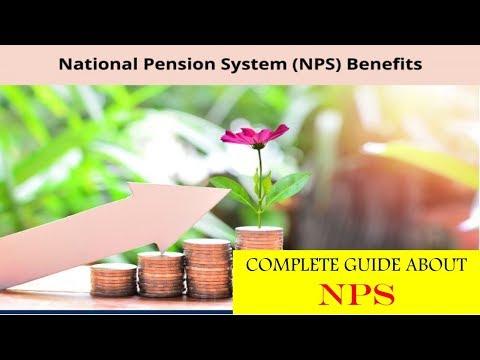 NATIONAL PENSION SCHEME In Tamil | NPS In Tamil | Tax Benefits | NPS SCHEME APPLY ONLINE IN TAMIL