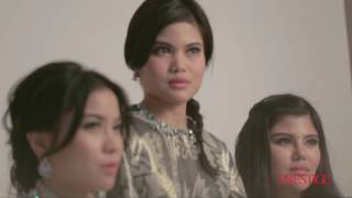 Behind the Scenes with Putri, Mita and Dita Soedarjo