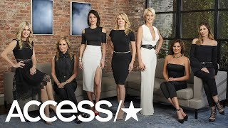 'RHONY' Stars Experience Terrifying Boat Trip In Colombia | Access