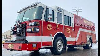 Holmes Fire District #1 Walk Around Video