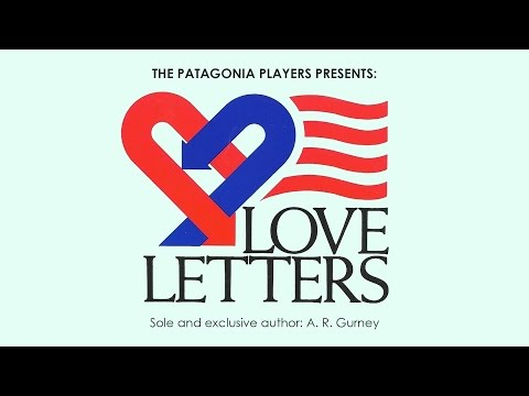 The Patagonia Players presents: Love Letters