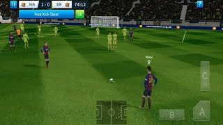 iGameBox⚽️Dream League Soccer HD Android Gameplay #18
