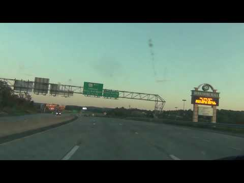 U.S. 422 WB PA 23 to U.S. 222 (Pennsylvania) Part 2