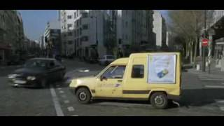 Course poursuite Peugeot vs BMW in Ronin (1998)