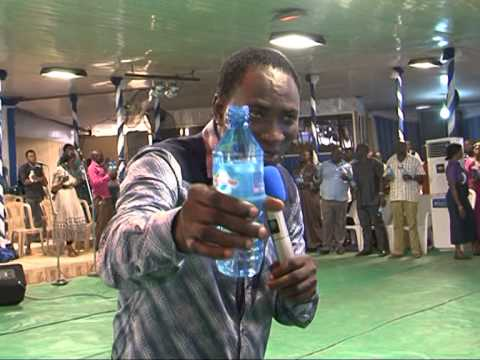 (WATER PRAYER) PRAY WITH PROPHET JEREMIAH OMOTO FUFEYIN. Part 1
