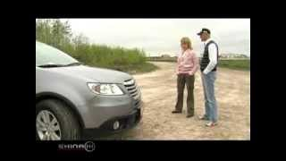 Экипаж - тест-драйв Subaru Tribeka 2008
