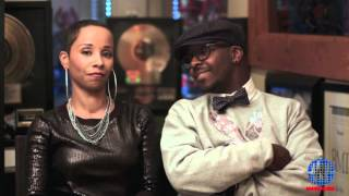 "Vivian Green ""Studio Story "" The Making of  Get Right Back To My Baby"