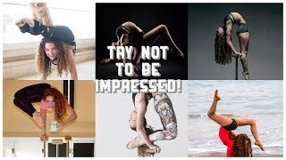 Sofie Dossi- Try Not To Be Impressed Challenge!