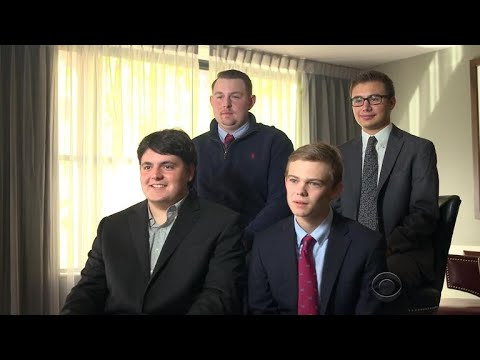 Meet the high school students running for Kansas governor