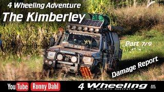 4 Wheeling Adventure The Kimberley, part 7/9