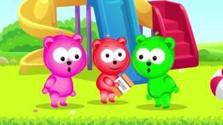 Birds Family A Thief Stole the Girl Full Episodes Cartoon Animation Nursery Rhymes