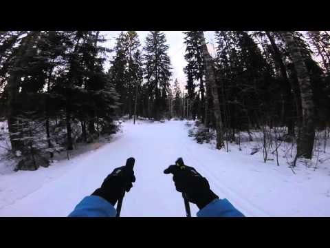Nordic Skiing in Helsinki