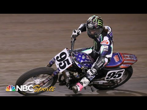 American Flat Track 2019: ARIZONA SUPER TT | EXTENDED HIGHLIGHTS | Motorsports on NBC