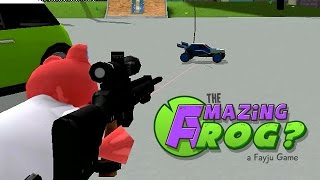 THE AMAZING FROG? - Shooting RC Cars - Part 27