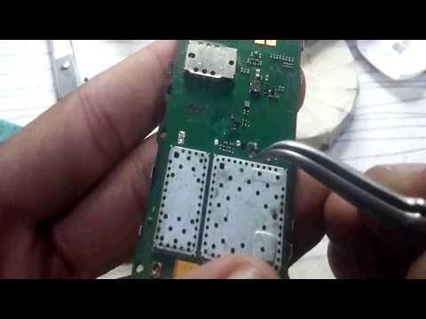 Nokia 1616 LCD Light Problem Solve