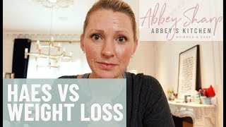 HAES vs Weight Loss | Where I Stand