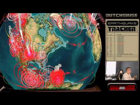 6/21/2017 -- West Pacific Large Earthquake threat this week -- Deep earthquake event carries on