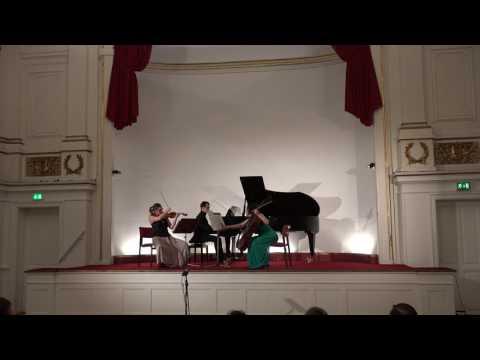 Dmitri Shostakovich Piano trio no. 2 in e- minor op. 67 (Copenhagen Festival Ensemble  )