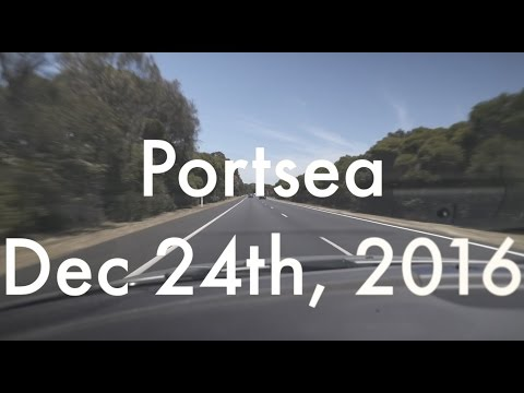 Portsea for Christmas Eve and Day 2016 - Vlog #27