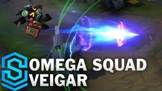 Omega Squad Veigar Skin Spotlight - Pre-Release - League of Legends