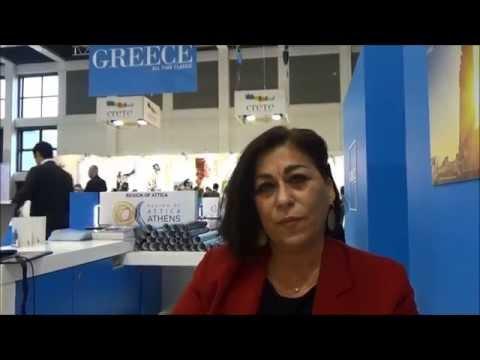 Eleni Dimopoulou, Tourism Promotion, Region of Attica
