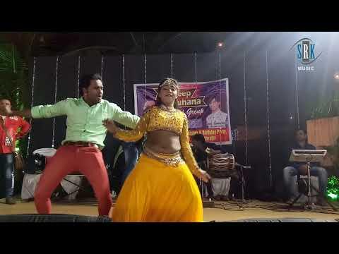Pahir Ke Pet Ke Niche Saari गाने पर Jyotika Singh का धमाल Live डांस
