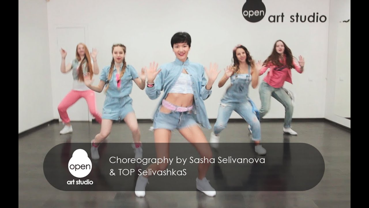 Beyoncé - Love On Top  - choreography by Sasha Selivanova & TOP SelivashkaS - Open Art Studio