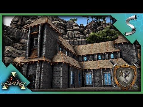 MAKING BOATS + BASE BUILDING! - Ark: Survival Plus [PVP S2E5]