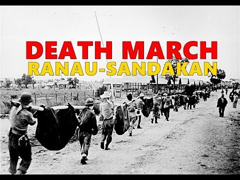 Death March Ranau-Sandakan